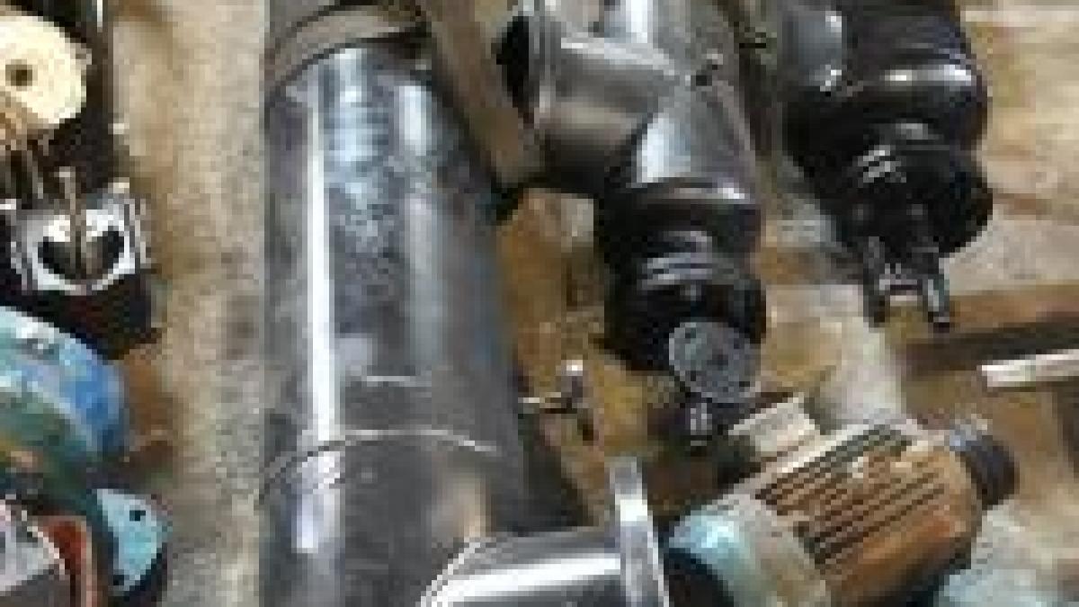 تعمیر و بازسازی انواع پمپ وکیوم