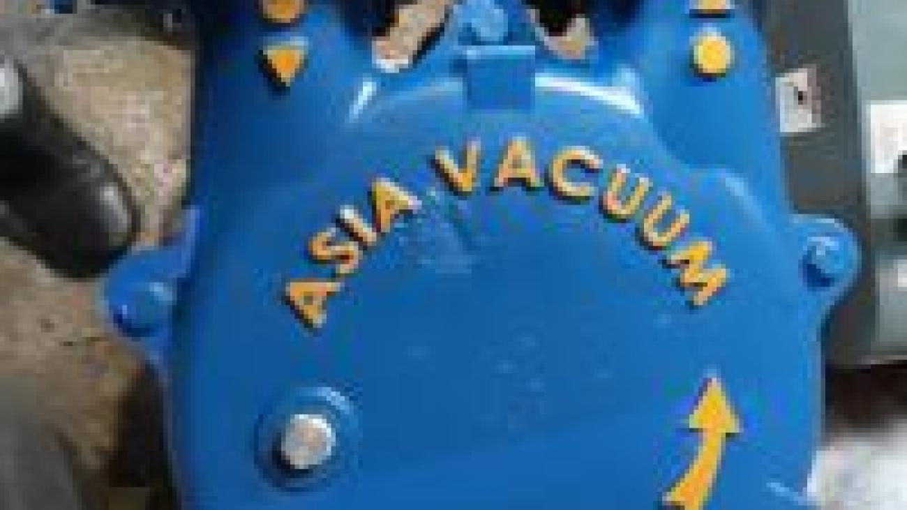 تعمیر پمپ وکیوم Vacuum Pump Repair