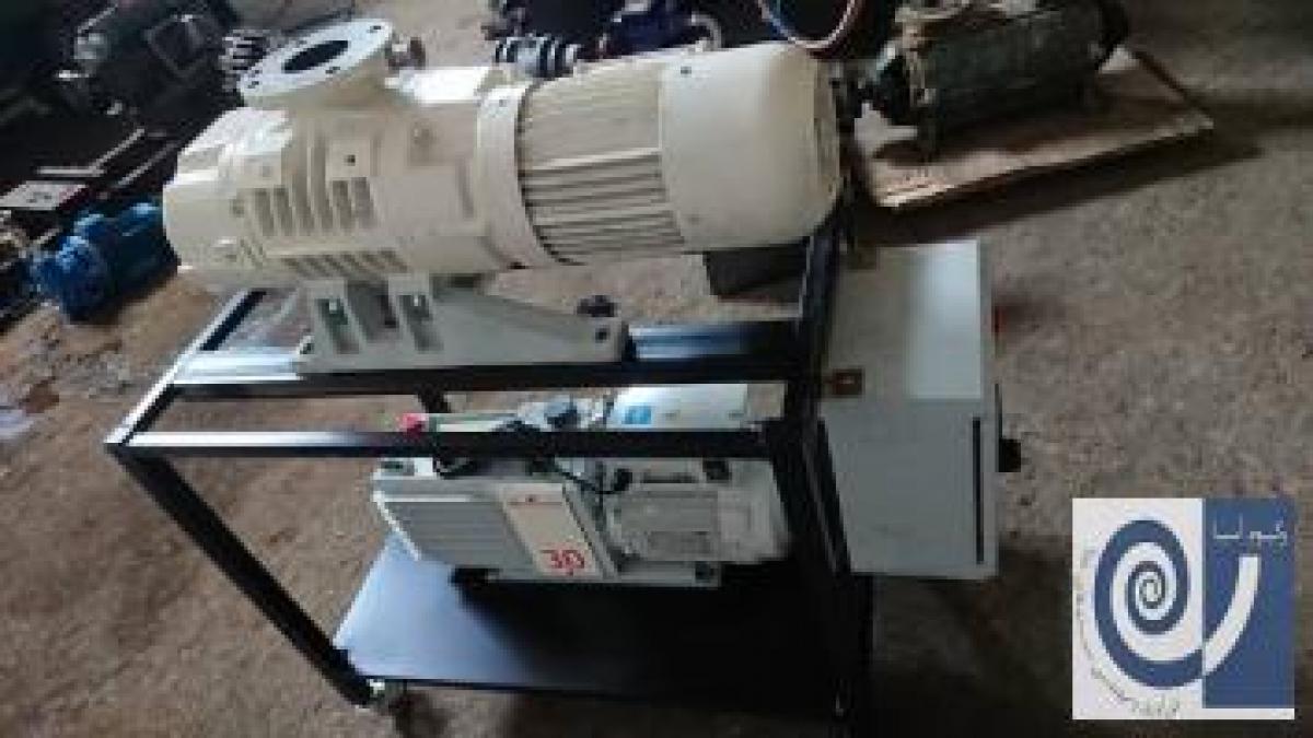 تعمیر پمپ خلاء مدل Oil Sealed Vacuum Pumps
