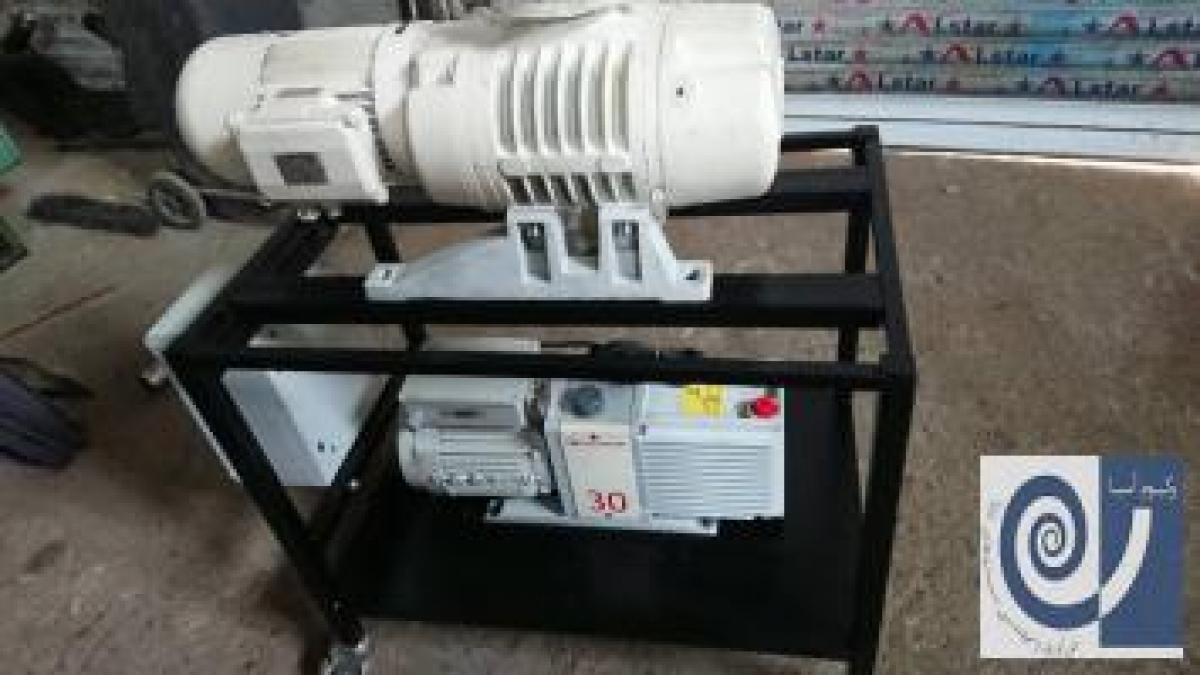 تعمیر پمپ خلاء مدل High Vacuum Pumps