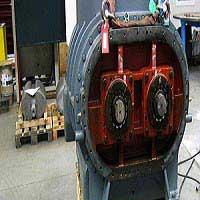 How do you replace a vacuum pump?