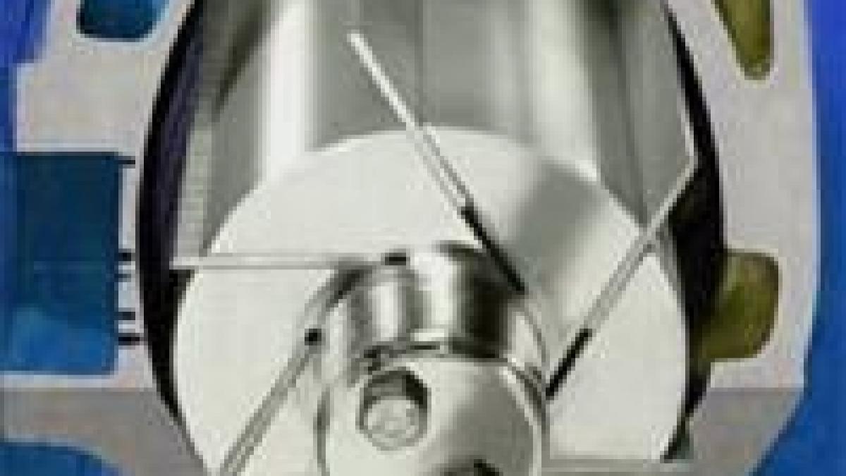 How do you service a vacuum pump?